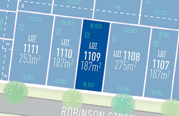 Anchoridge Lot 1109 for sale on Robinson Release