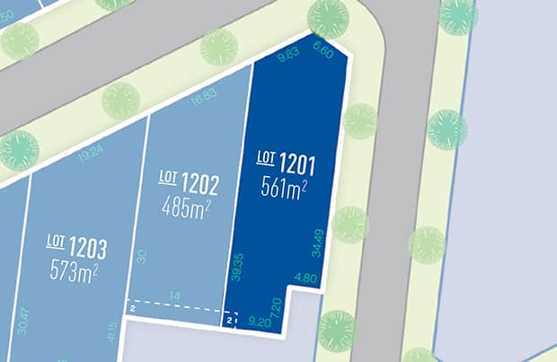 Anchoridge Lot 1201 for sale on Montagna Release