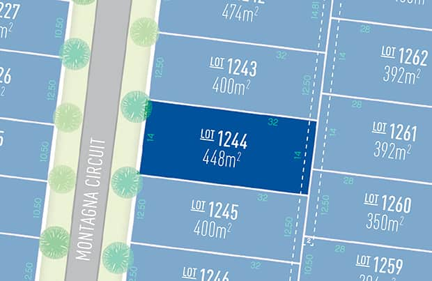 Anchoridge Lot 1244 for sale on Montagna Release