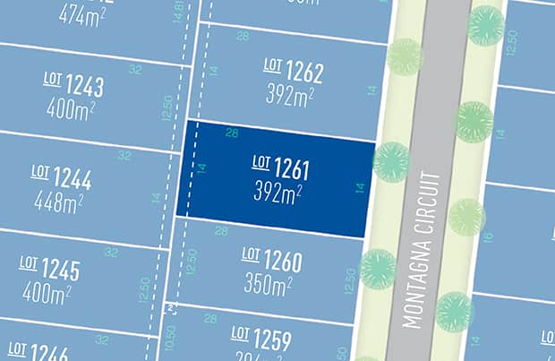 Anchoridge Lot 1261 for sale on Montagna Release