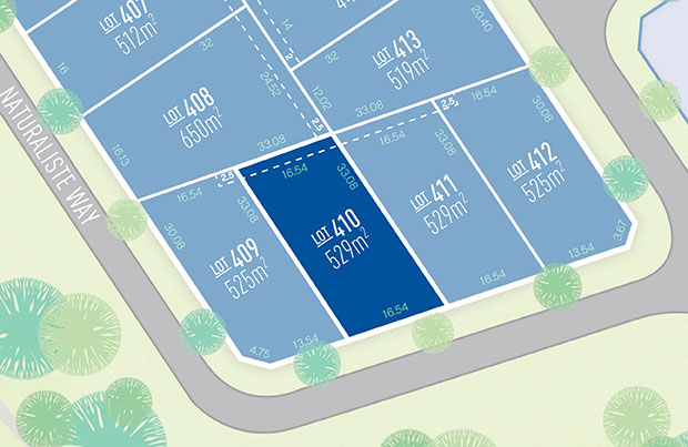 Anchoridge Lot 410 for sale on Langdon Release B