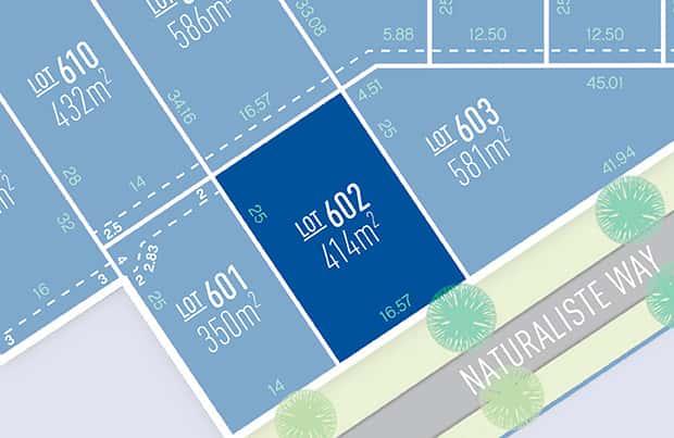 Anchoridge Lot 602 for sale on Merrimack Release