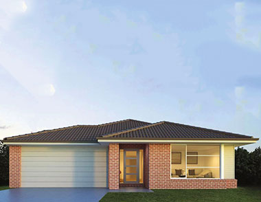 Anchoridge - The Darwin 22 by Simonds Homes for sale