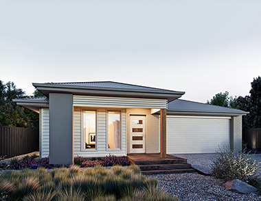Anchoridge - The Minerva 169 Contemporary by Geelong Homes for sale