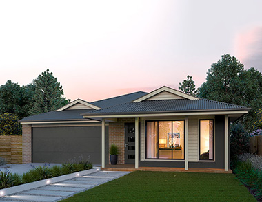 Anchoridge - The Thornhill 212 Contemporary by Geelong Homes for sale
