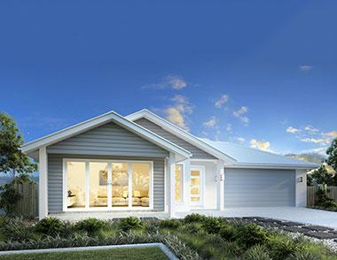Anchoridge - The Springbrook 300 Hamptons by G.J. Gardner Homes for sale