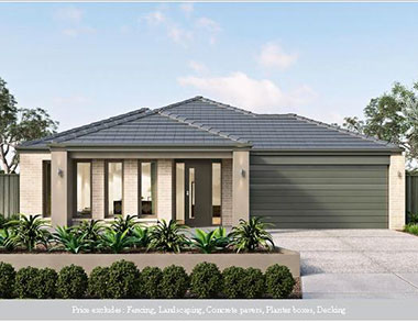 Anchoridge - The Amira 22A Harcrest by Metricon for sale