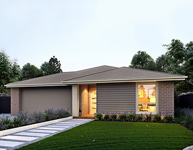 Anchoridge - The Bickford 173  Classic by Geelong Homes for sale