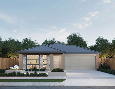 Anchoridge - The Byron 277 Stonehenge by Fairhaven Homes for sale