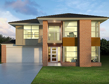 Anchoridge - The Carnarvon 28_267 Townsend by Simonds Homes for sale