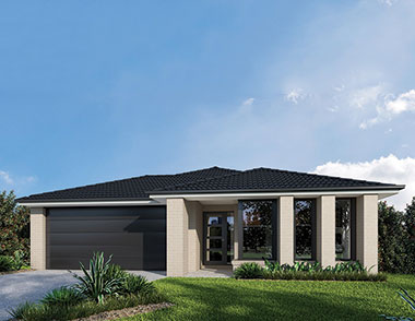 Anchoridge - The Bellthorpe 22_209 Fraser by Simonds Homes for sale
