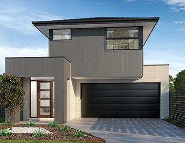 Anchoridge - The Barnard 22_207 Mackay by Simonds Homes for sale