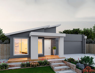 Anchoridge - The Bickford 173 Coastal by Geelong Homes for sale