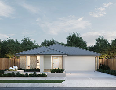 Anchoridge - The Riverview 266 by Fairhaven Homes for sale